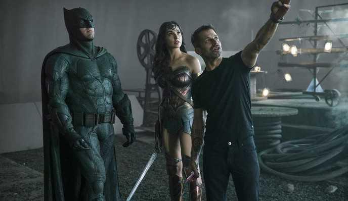 Zack Snyder afirma que não planeja fazer mais filmes da DC após o Snyder Cut