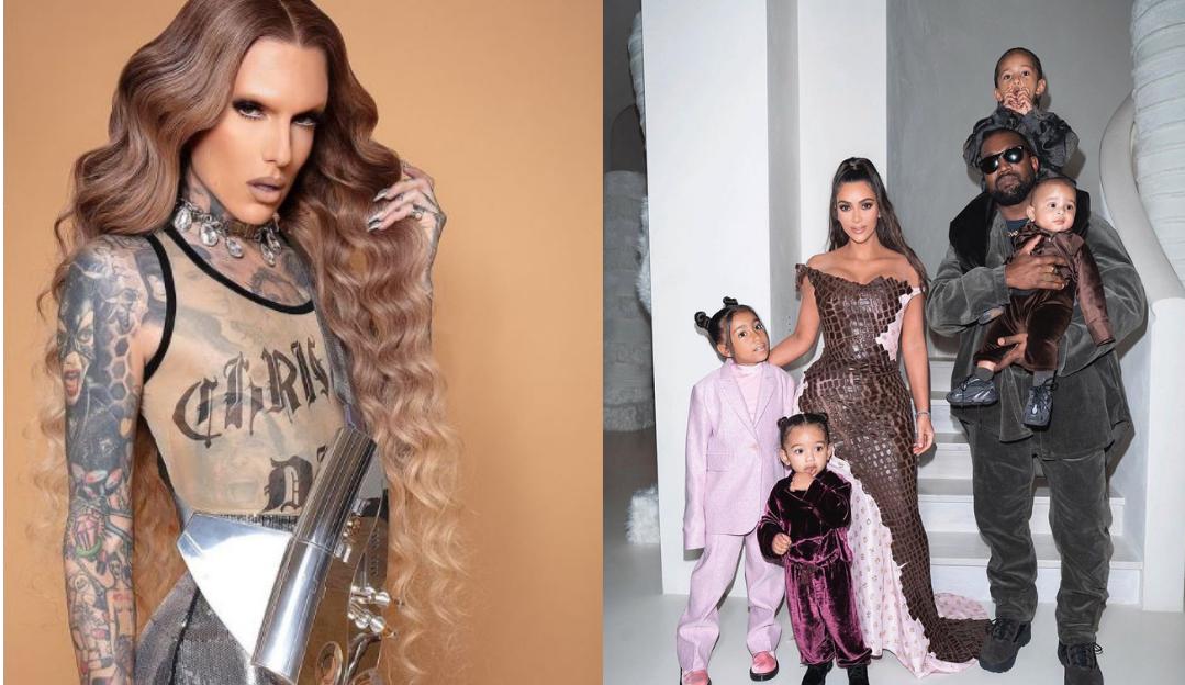 Jeffree Star nega rumores de que seria pivô da separação de Kanye West e Kim Kardashian
