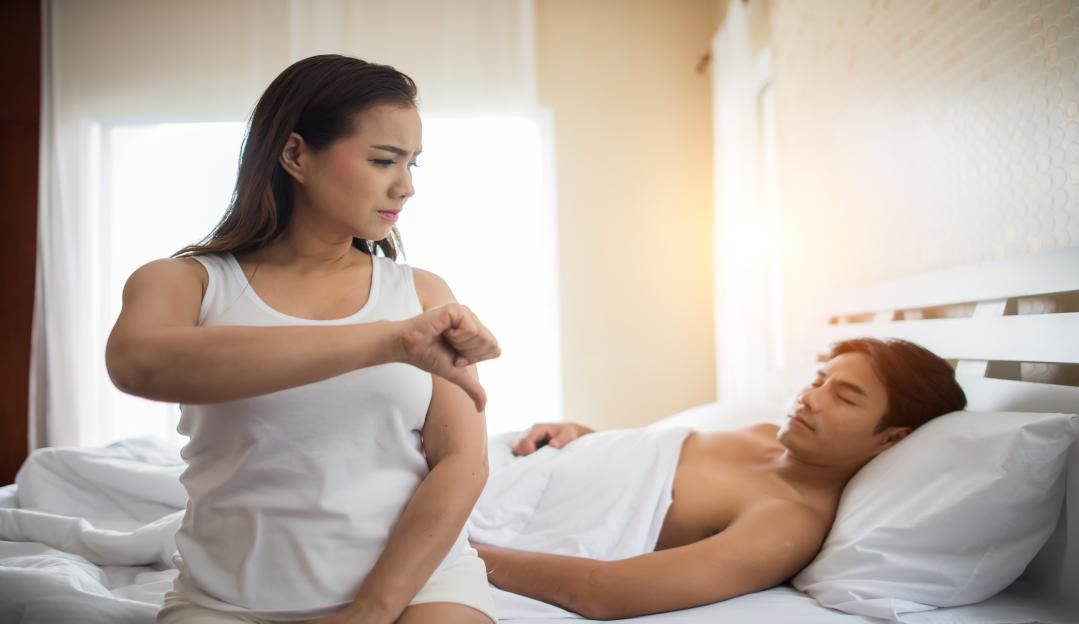 Por que as mulheres perdem o interesse pelo sexo?