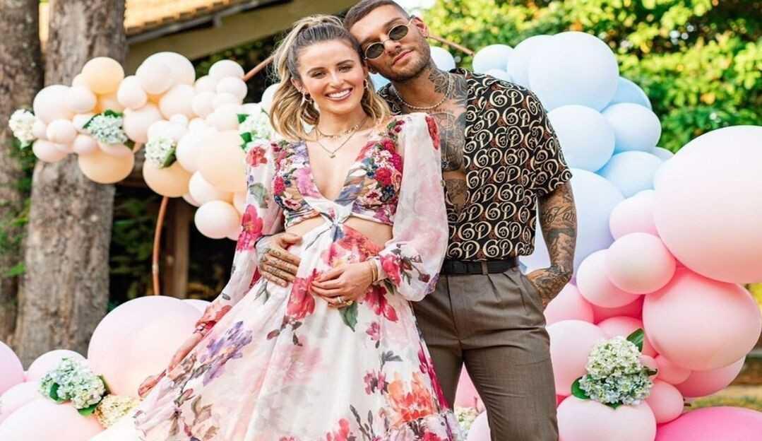 Lucas Lucco e Lorena Carvalho decidem mudar o nome do filho