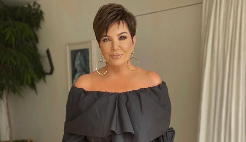 Kris Jenner ameaça processar tiktoker por boatos sobre divórcio de Kim Kardashian