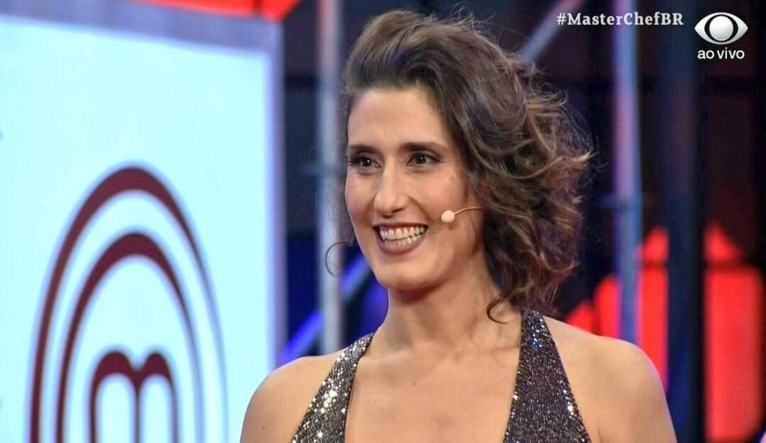 Paola Carosella deixa o elenco do MasterChef Brasil