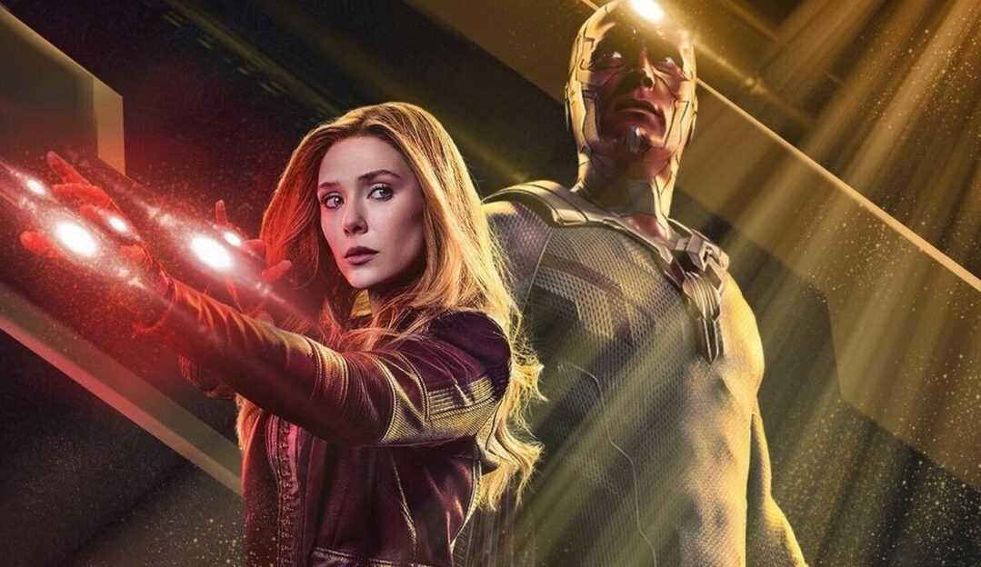 "Elizabeth Olsen sobre ""WandaVision"" em evento virtual: ""selvagem, mágico, amor"""