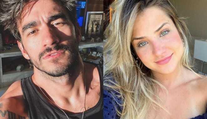 Gabi Martins e Guilherme Napolitano deixam de se seguir no Instagram