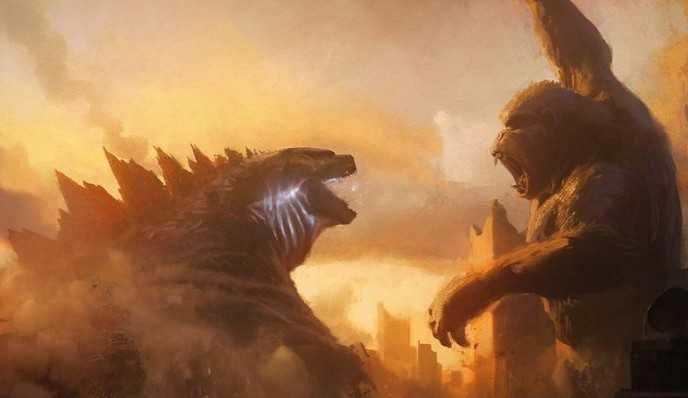 Godzilla vs. Kong: monstros entram em confronto no primeiro trailer do filme