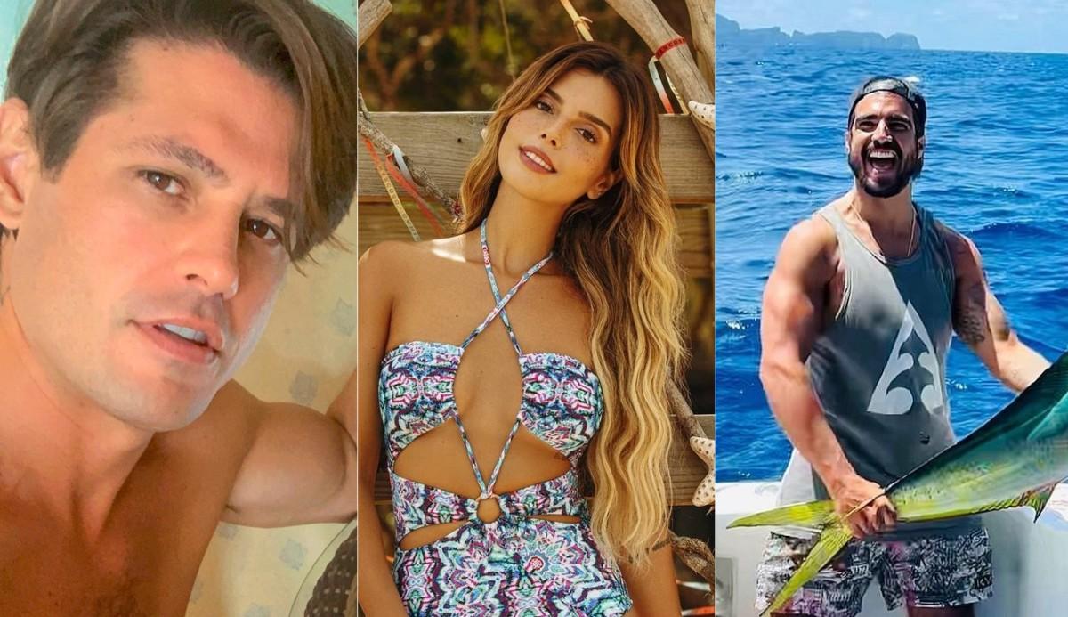 Dado Dolabella critica Caio Castro e Giovanna Lancelloti por pesca; atriz rebate