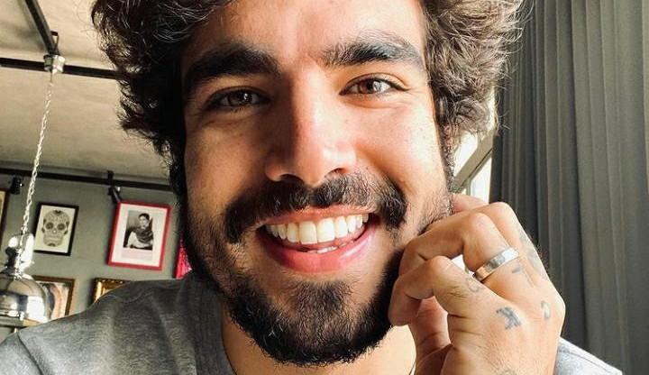 Caio Castro pede um milhão de reais para apresentar A Fazenda