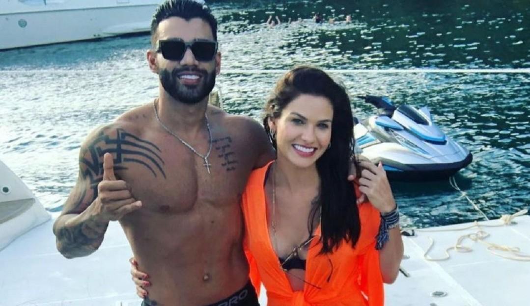 Gusttavo Lima e Andressa Suita anulam divórcio milionário