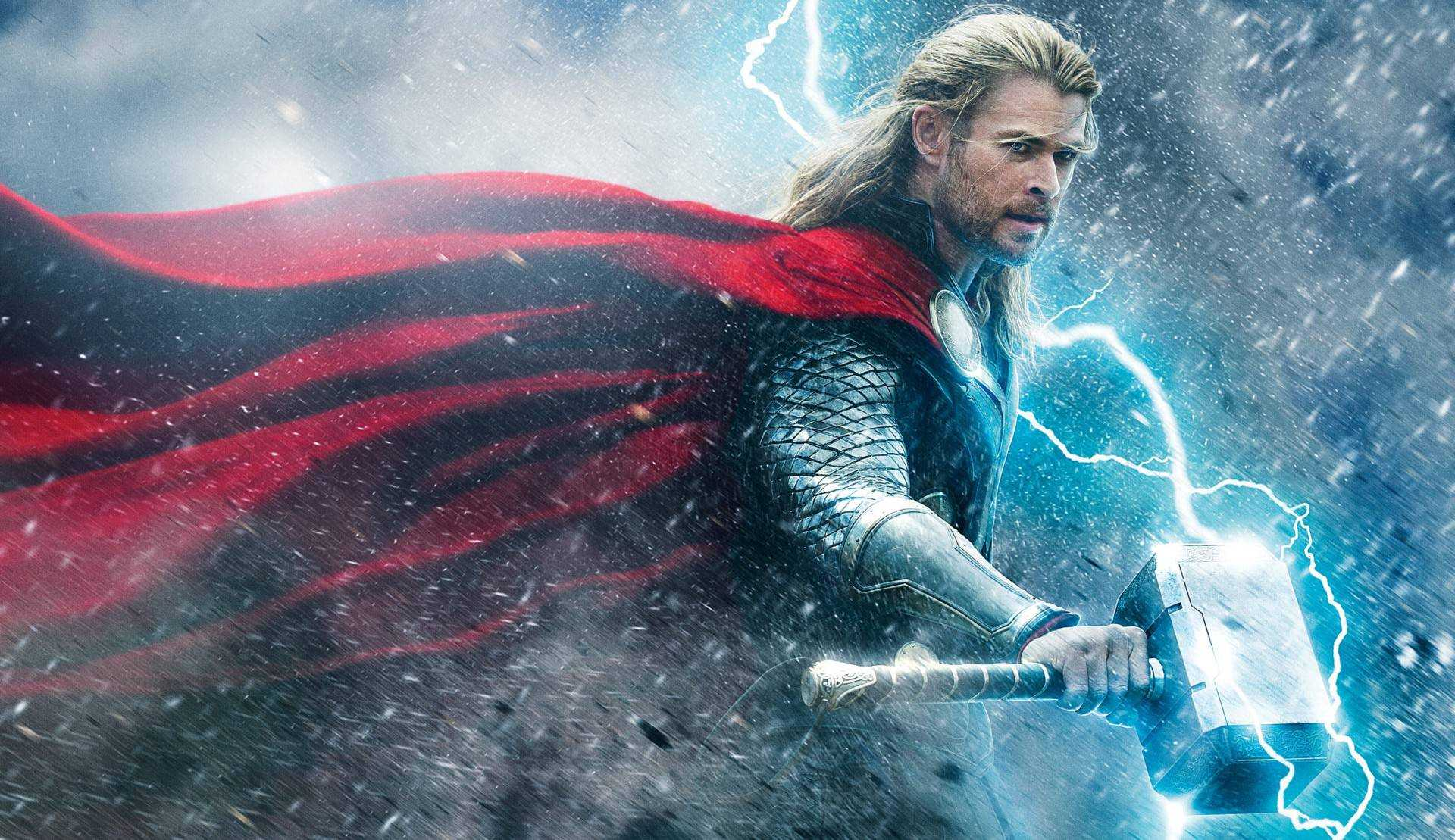 Thor: Love and Thunder tem primeiras fotos de bastidores reveladas