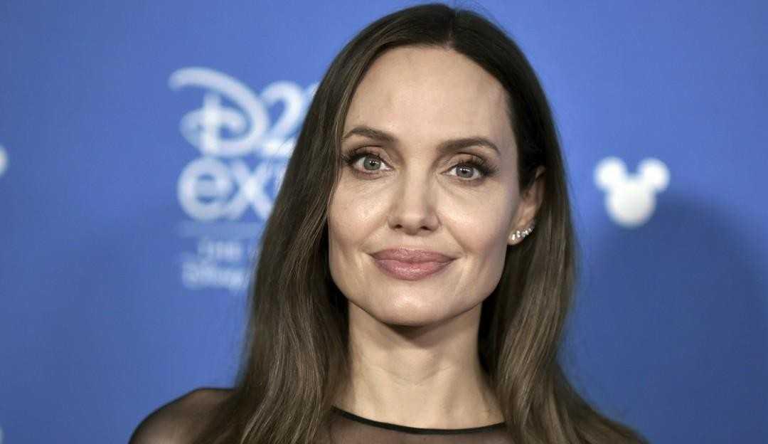 Angelina Jolie diz motivo que a fez querer fazer parte do Universo Cinemático da Marvel