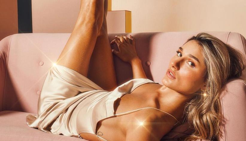 Sasha Meneghel desabafa sobre ter sofrido pressão estética