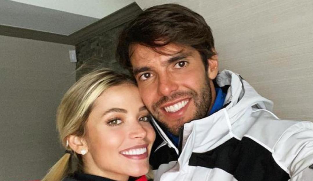 Carol Dias explica o motivo de não postar foto com os filhos de Kaká