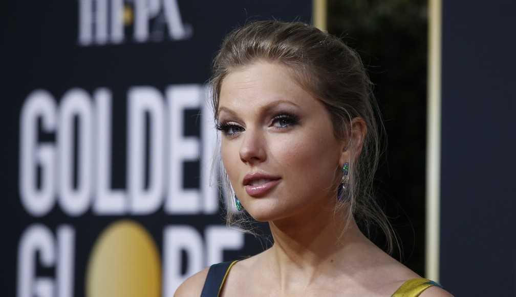 Taylor Swift confirma regravação do álbum Fearless