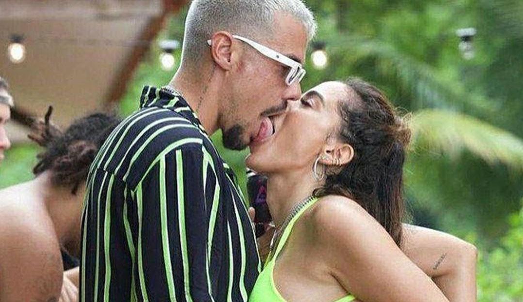 Anitta é flagrada em pegação quente com Lipe durante gravação de Reality