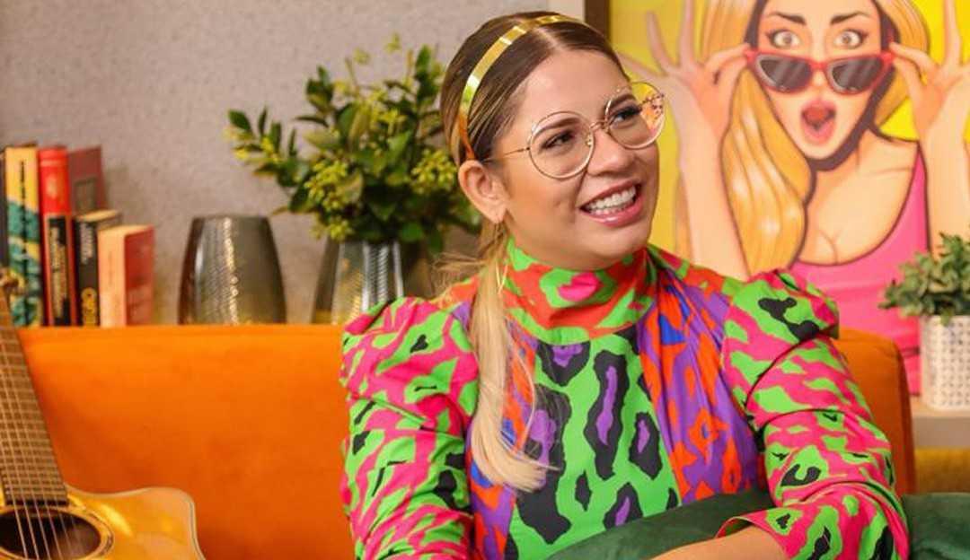 """Marília Mendonça desabafa sobre gravidez: """"Chorava todos os dias."""""""