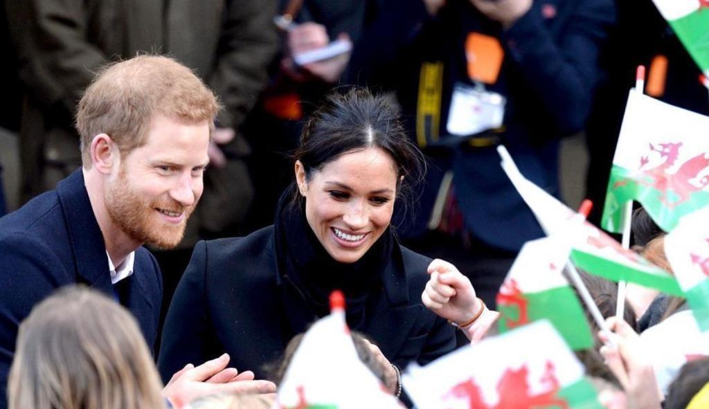 Meghan e Harry esperam seu segundo filho