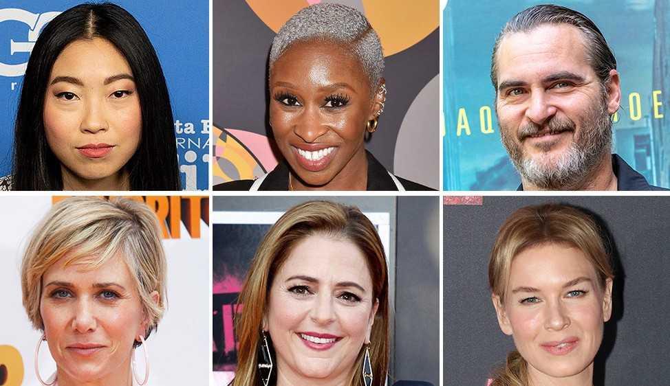 Joaquin Phoenix, Renée Zellweger, Kristen Wigg e outros astros são anunciados como apresentadores do Globo de Outro