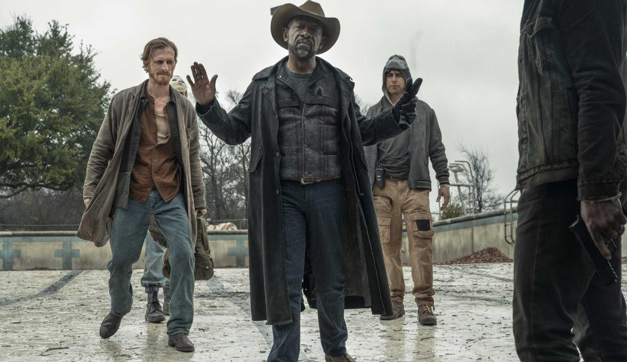Fear the Walking Dead: Segunda metade da 6ª temporada ganha trailer intenso