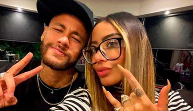Irmã de Neymar, Rafaella Santos abre Bazar em prol de ajudar crianças carentes da África