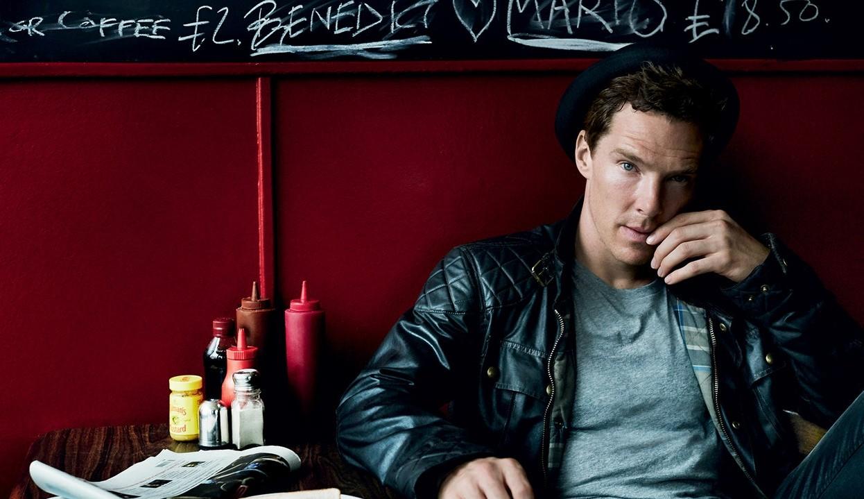 Benedict Cumberbatch estrelará remake do clássico 39 Degraus
