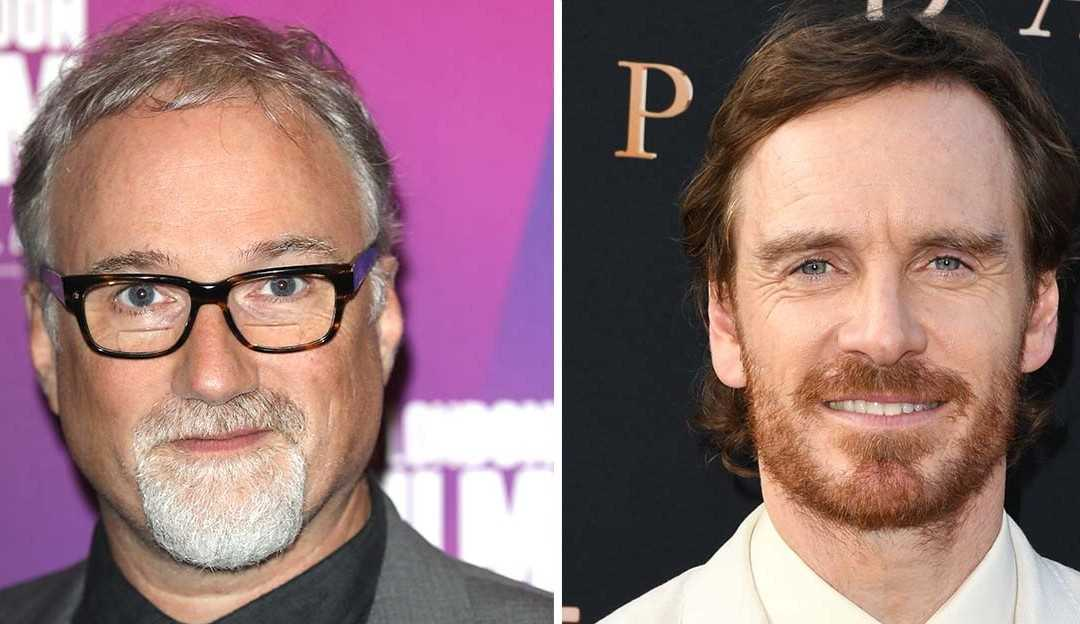 Michael Fassbender deve trabalhar com David Fincher em novo longa