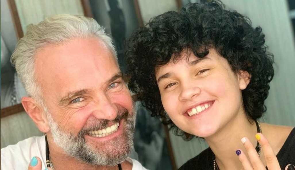 'Estou me adaptando a essa realidade', diz Mateus Carrieri sobre transição de gênero do filho