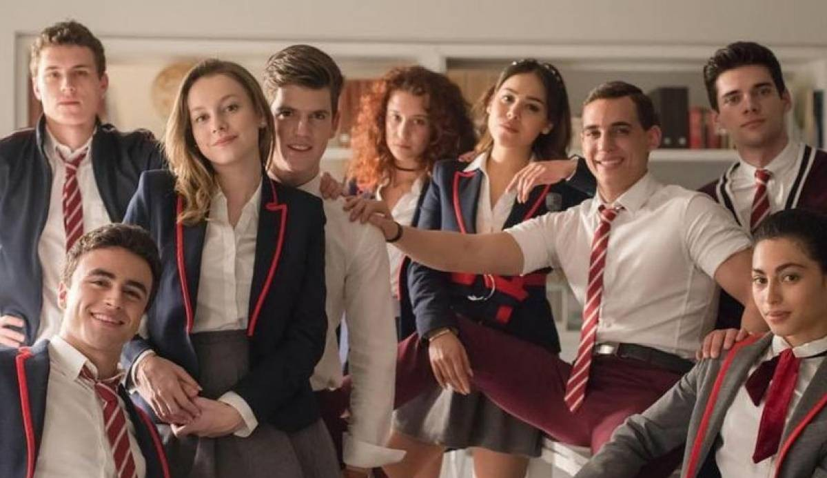 Elite é renovada para mais uma temporada e anuncia ator brasileiro no elenco