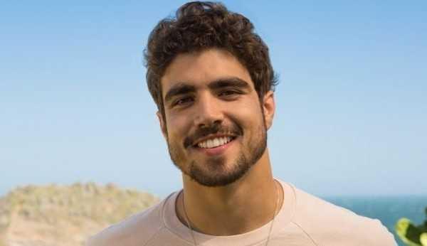 Caio Castro fala sobre convite para apresentar A Fazenda 13: 'Não fechei com ninguém'