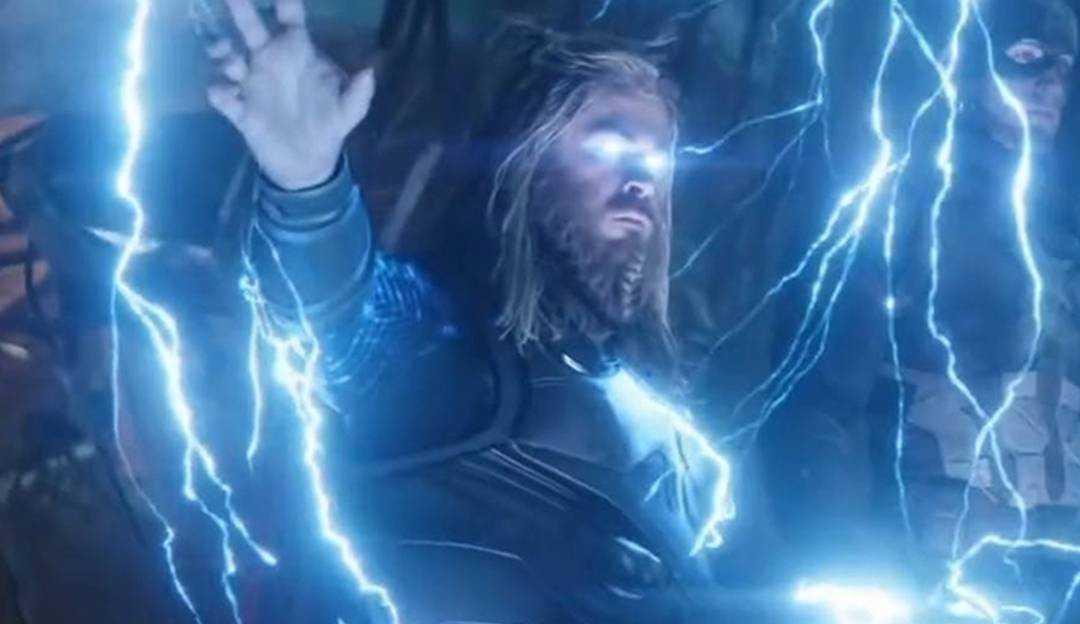 Novas imagens do set de filmagem de Thor: Amor e Trovão são divulgadas