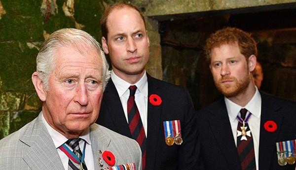 Príncipe William e Príncipe Charles dizem estar tristes: Meghan Markle e Príncipe Harry deram entrevista a Oprah Winfrey sobre a família real