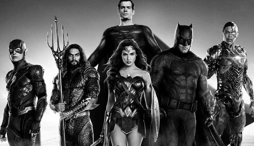Liga da Justiça de Zack Snyder é vazada acidentalmente para assinantes do HBO Max