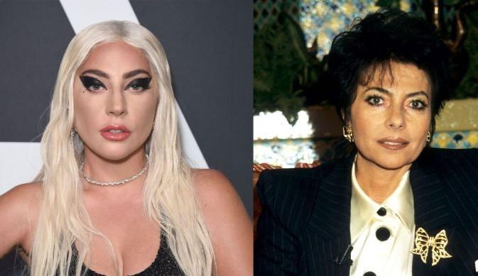 Lady Gaga e Adam Driver revelam foto de