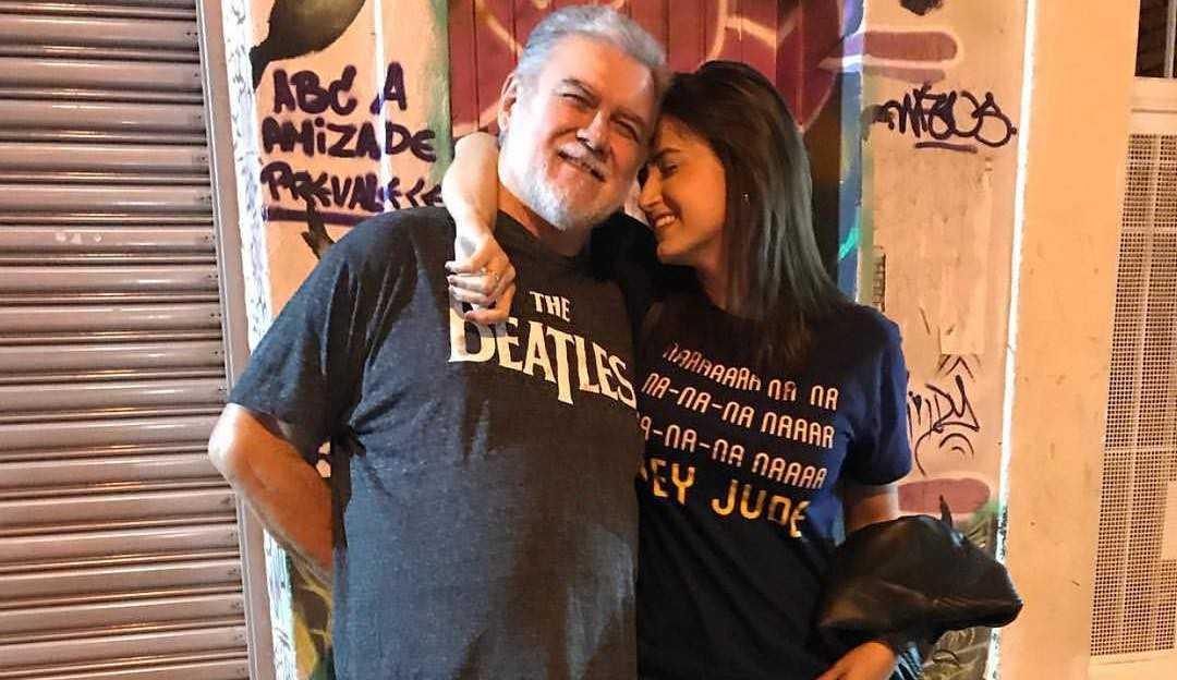 Pai de Mari Palma morre vítima de câncer: 'O amor da minha vida não tá mais aqui'