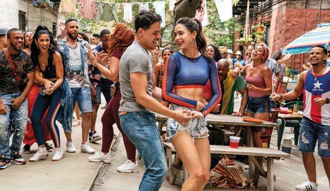 Em Um Bairro de Nova York, filme baseado em musical da Broadway, ganha primeiro trailer
