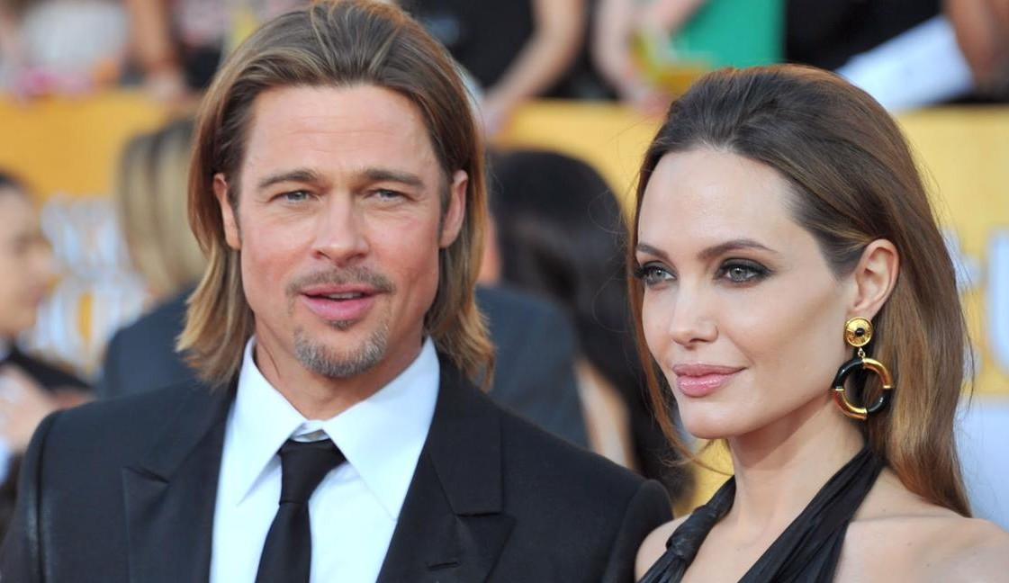 Angelina Jolie relata ter sofrido violência doméstica em processo de divórcio com Brad Pitt, diz site