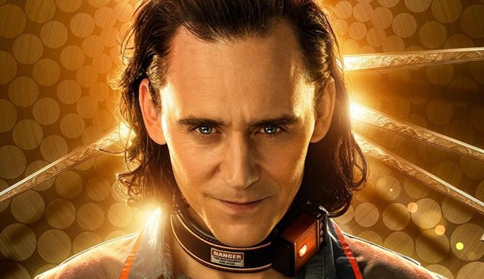 Tom Hiddleston e Owen Wilson fazem video para mostrar novo pôster de Loki