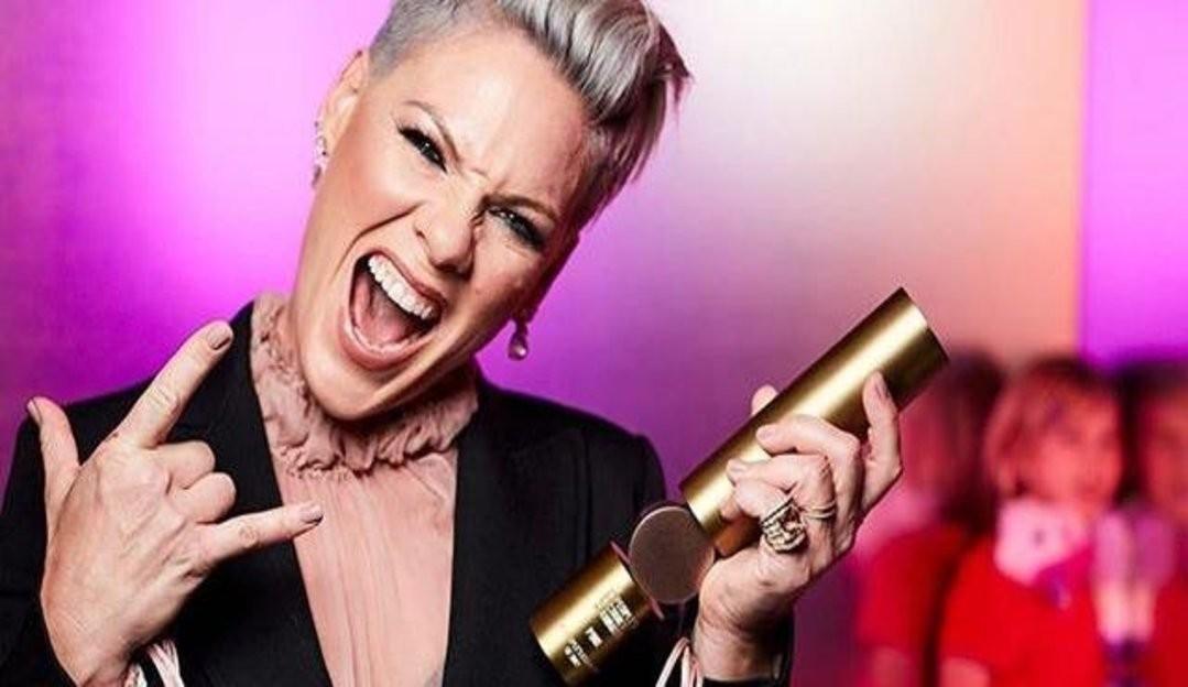 "Pink lança documentário na Amazon Prime: ""All I Know So Far"""