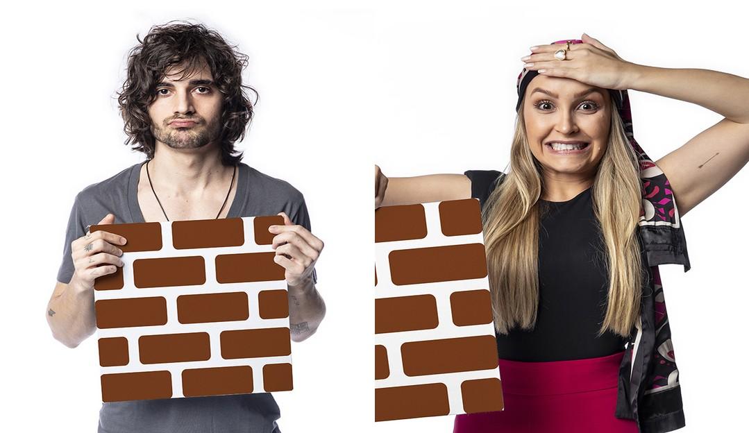 BBB 21: Fiuk e Carla são os primeiros eliminados da Prova do Líder