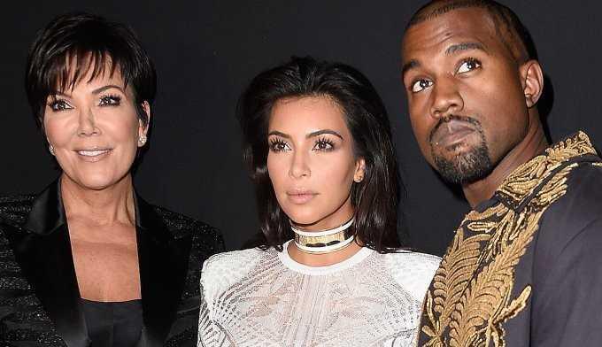 Kris Jenner fala sobre divórcio de Kim Kardashian e Kanye West: 'Tudo que eu quero é que esses dois sejam felizes'