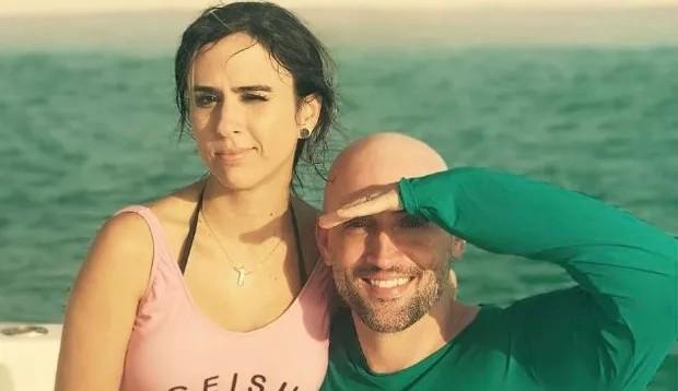 Tatá Werneck fala sobre internação de Paulo Gustavo e pede orações: ''Rezemos hoje por ele''