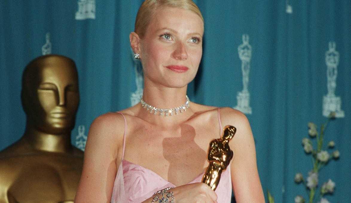 Gwyneth Paltrow relembra a experiência de ter vencido o Oscar: 'Solitário e estranho'
