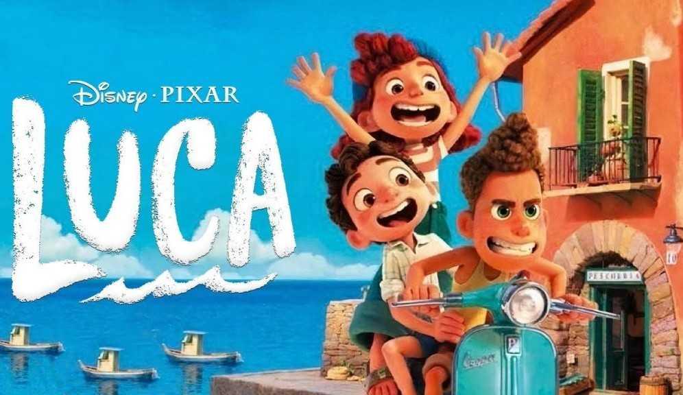 Luca | Nova animação será lançado exclusivamente no Disney+