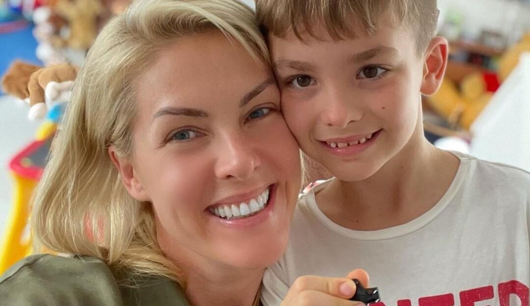 Ana Hickmann quer ser mãe novamente: 'Quero muito aumentar a família'