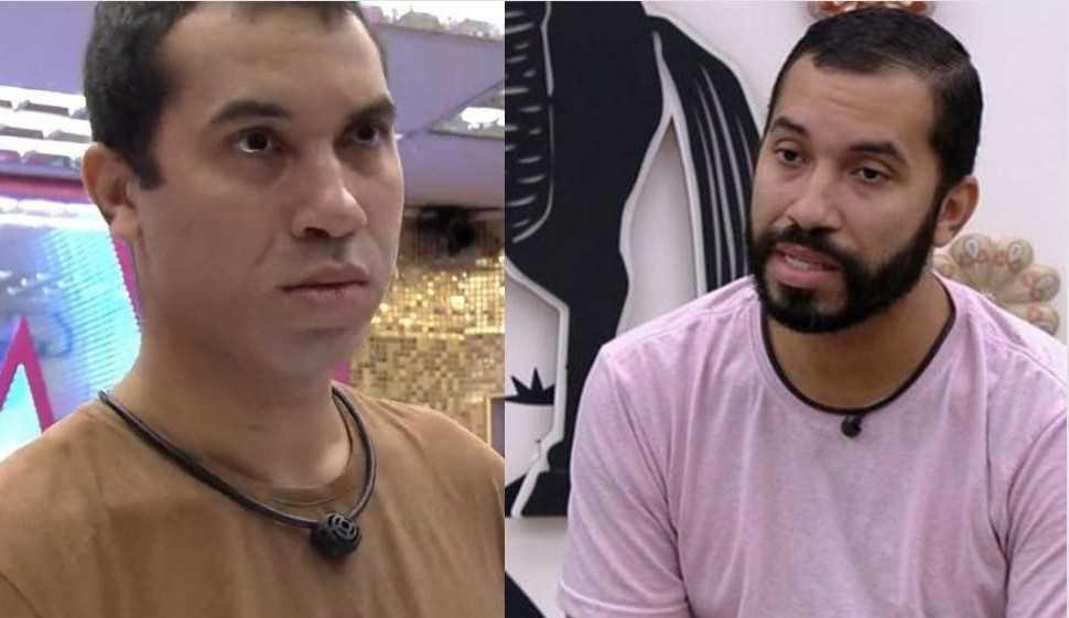 BBB21: Gilberto decide fazer a barba após a eliminação de Sarah
