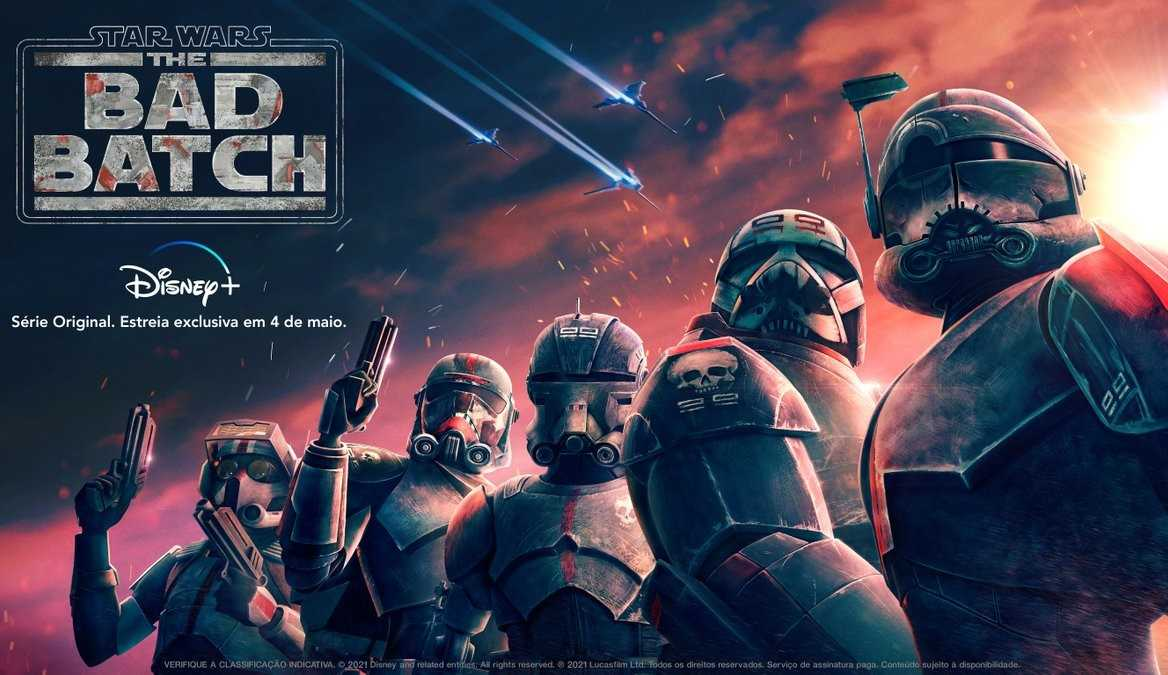 Star Wars: The Bad Batch ganha primeiro trailer