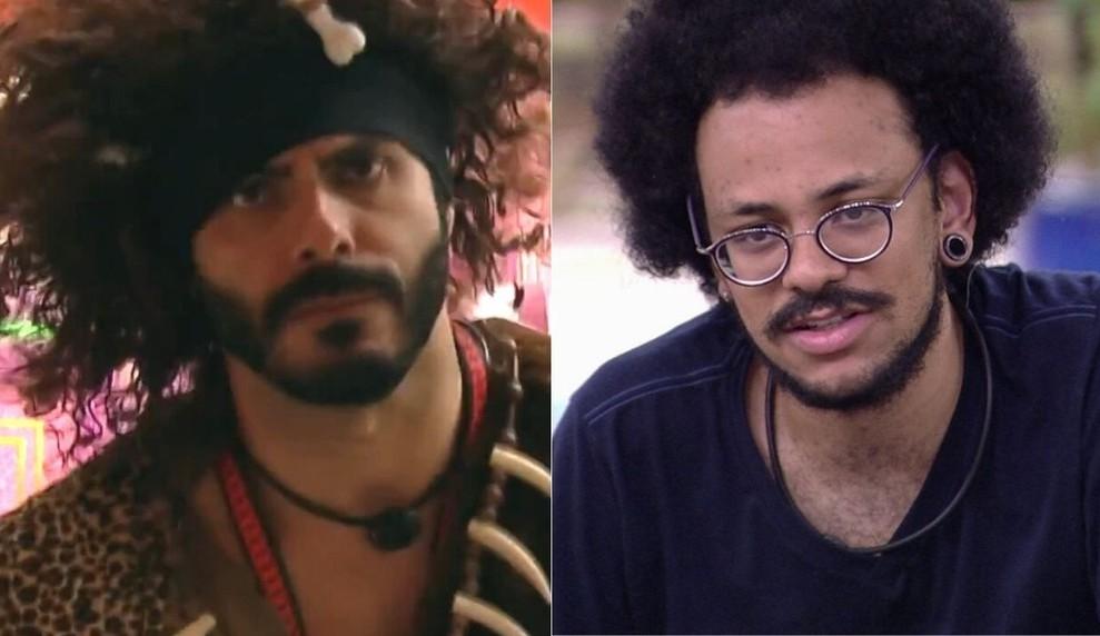 Administradores de Rodolffo se posicionam após comentário polêmico do cantor sobre cabelo de João Luiz