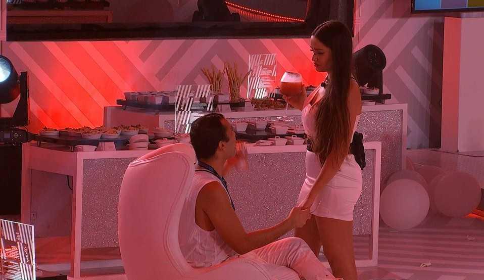 BBB 21: Gilberto afirma que Juliette estará na grande final e sister se emociona 'Você tem um coração muito bom'
