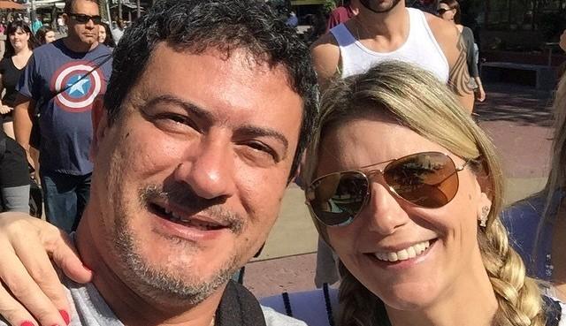 Alessandra Veiga, ex-esposa de Tom Veiga nega suspeita de envenenamento