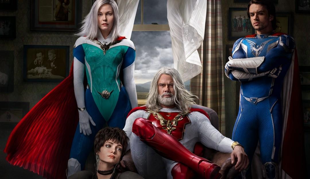 Netflix apresenta conflitos familiares no primeiro trailer de 'O Legado de Júpiter'