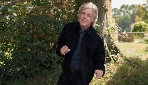 Paul McCartney lança versão caleidoscópica de disco